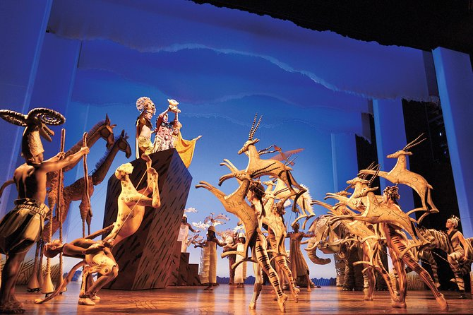 The Lion King Theater Show photo 2