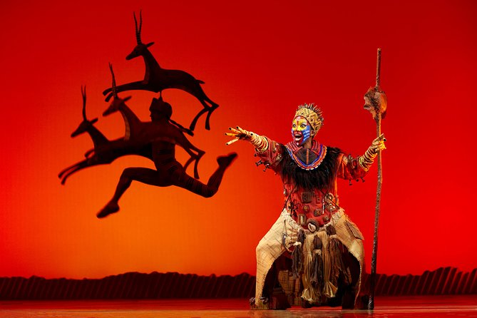 The Lion King Theater Show photo 3