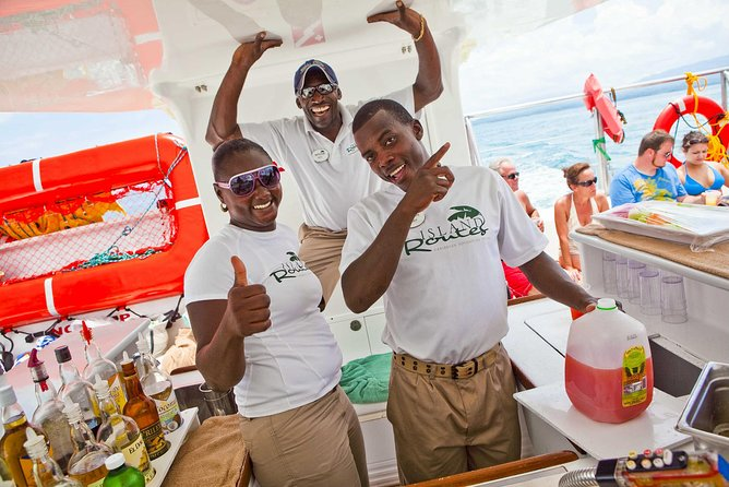 Reggae Sunset Catamaran Cruise From Montego Bay