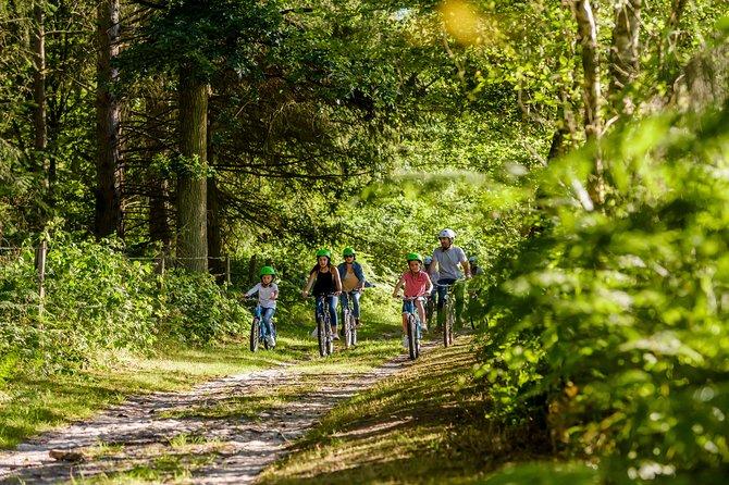 Around Parc Asterix by bike