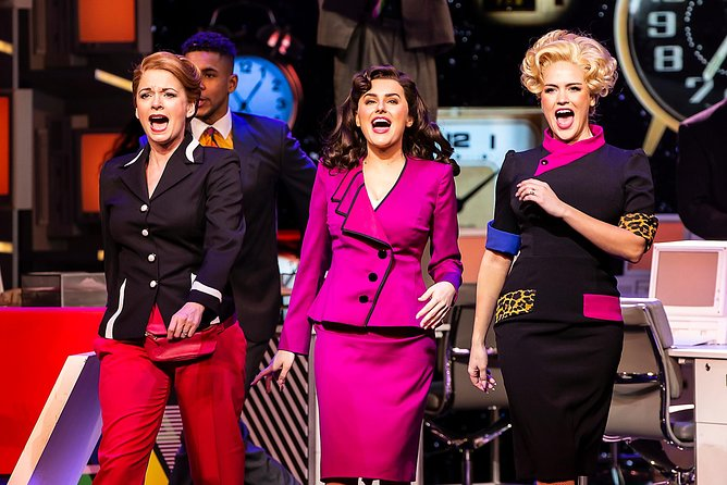 9 to 5 - The Musical! In London photo 6