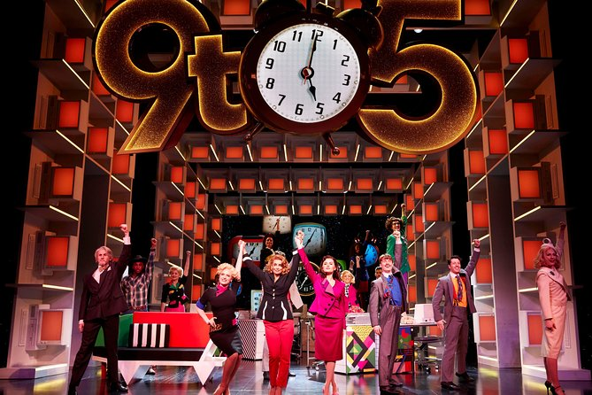 9 to 5 - The Musical! In London photo 7