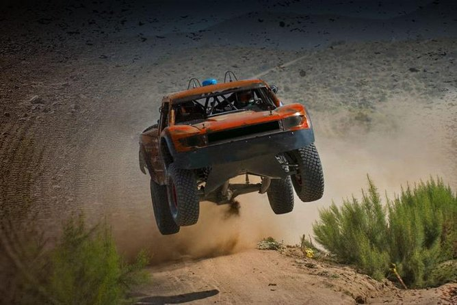 Off-Road Racing: 10 Laps