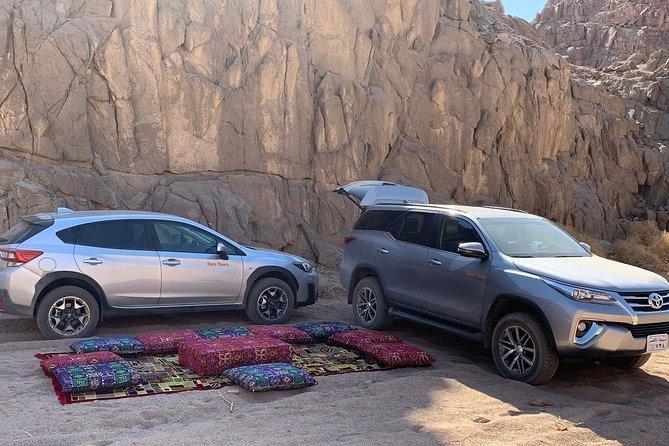 Luxury Jeep Safari from El Gouna