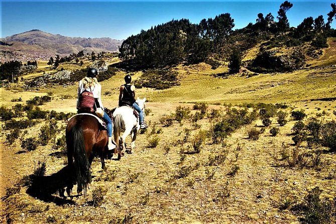 Cusco Day Tour Horse Riding 4 Archaeological Sites