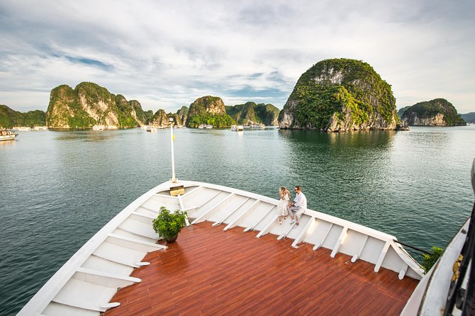 Halong Bay 3 days 2 nights From Tuan Chau Island