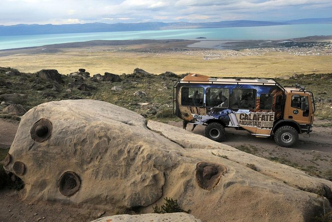 El Calafate Balcony in 4WD Experience with Optional Quads