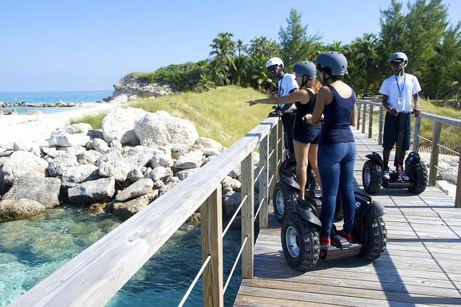 Blue Lagoon Segway Safari Tour With Lunch