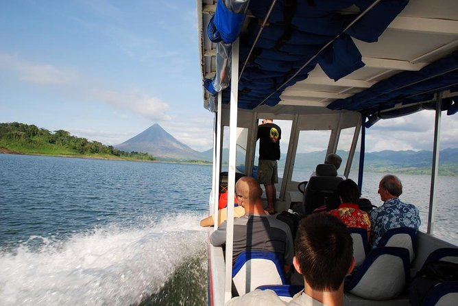 Private Transportation from Monteverde to Arenal