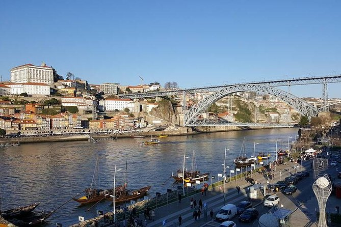Porto Combo: Porto city & Fado Dinner by night