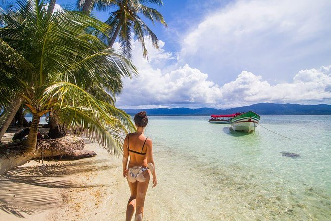 San Blas Day Tour - Visit 3 Paradise Islands and the Natural Pools