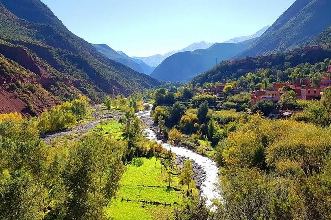 Full Day Trip From Marrakech To Ourika Valley Waterfalls