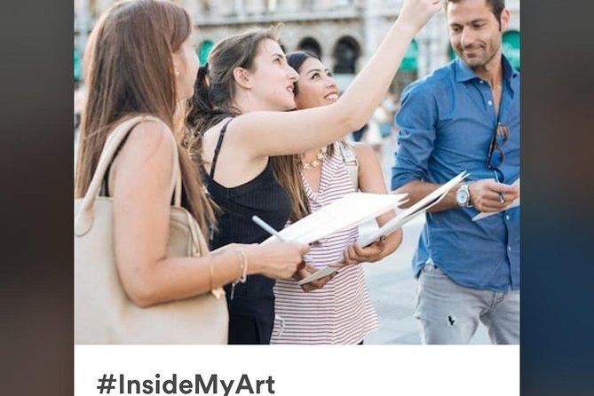 #InsideMyArt