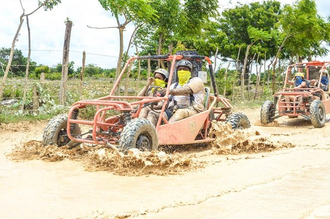 Buggies Experience From Punta Cana private