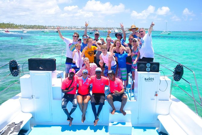 Paradise Boat VIP Snorkeling and Party + Shopping Tour Punta Cana photo 13