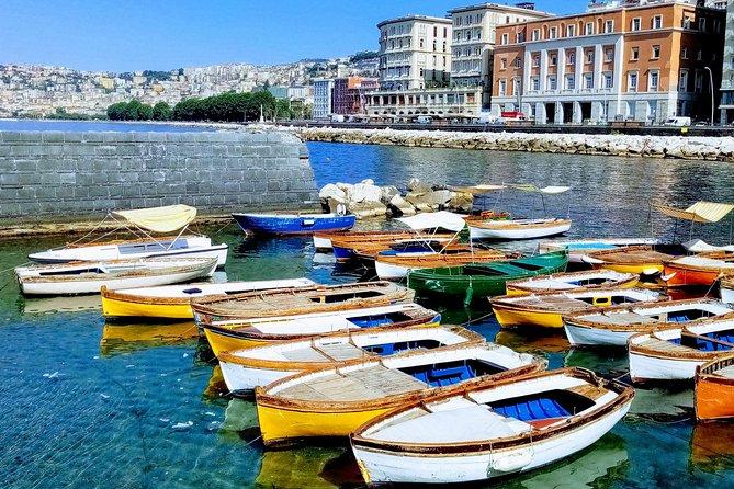 Naples private tour - walking food tour, from Greek Naples to Spanish Naples