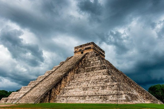 Chichen Itza Tour From Playa del Carmen