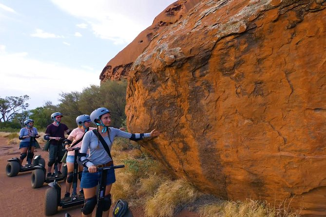 Uluru By Segway - Self Drive your Car to Uluru