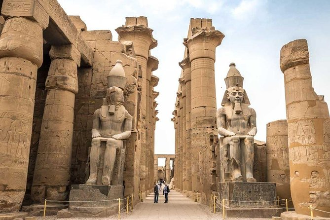 Kingdom of Egypt - 8 Days ( Cairo , Aswan , Nile Cruise - Luxor ) Sleeper Train