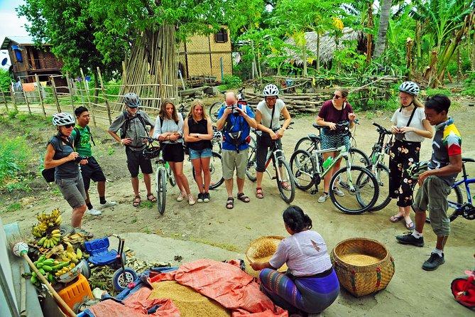 Morning Cycling Tour in Mandalay