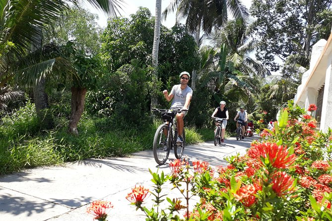 Off The Beaten Track The Mekong By Bike,boat & Kayak Day Trip