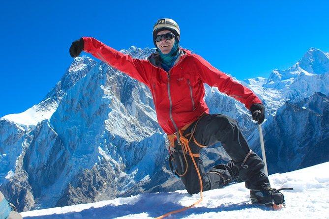 Lobuche East Peak Climb With Everest Base Camp Trek