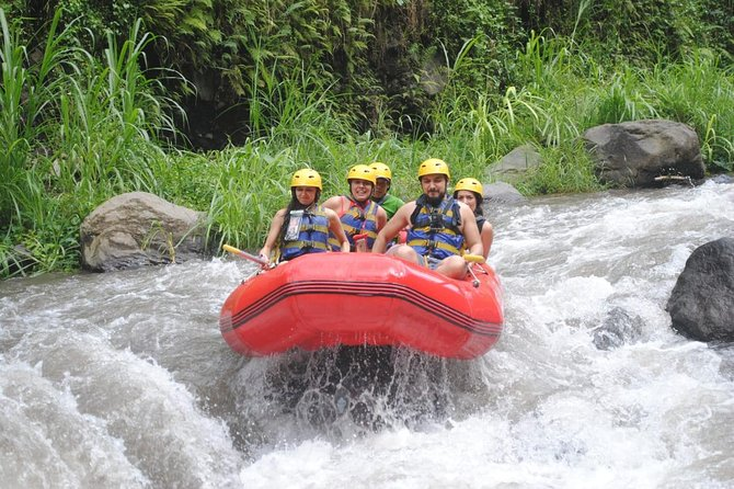 Bali Rafting at Telaga Waja and Ayung River Ubud