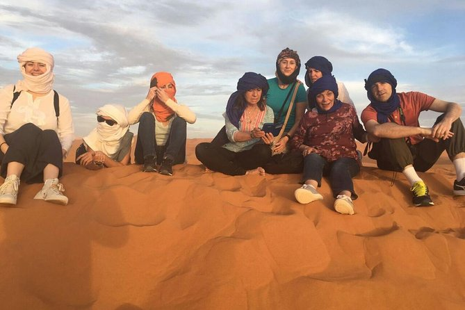 SMALL GROUP 3-day excursion to Desert Merzouga from Marrakech