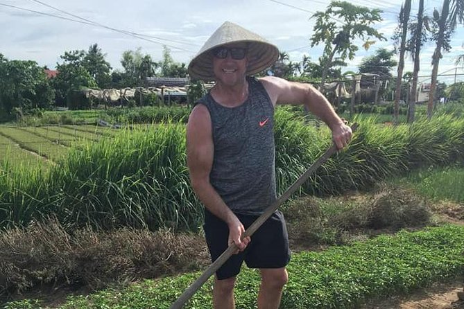 Fullday Tour to visit Marble Mountain & Experience Daily Life of Hoi An People photo 14
