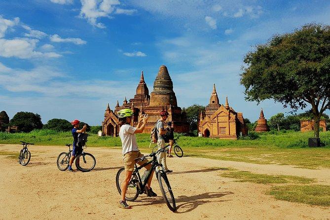 Picturesque Bagan