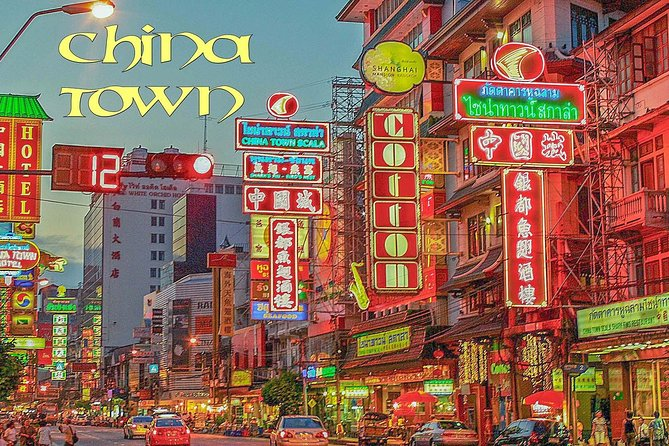 Private Tour: Bangkok Chinatown Way of Life Experience