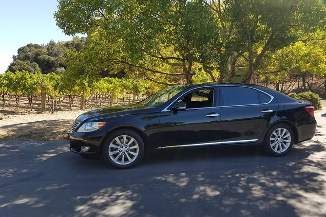 6 Hour - Private Napa Wine Tour in a Luxury SUV
