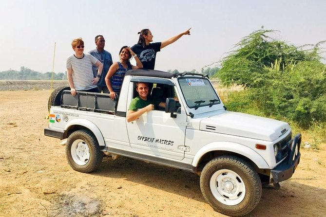 Countryside Jeep Safari, Jaipur - A guided Tour