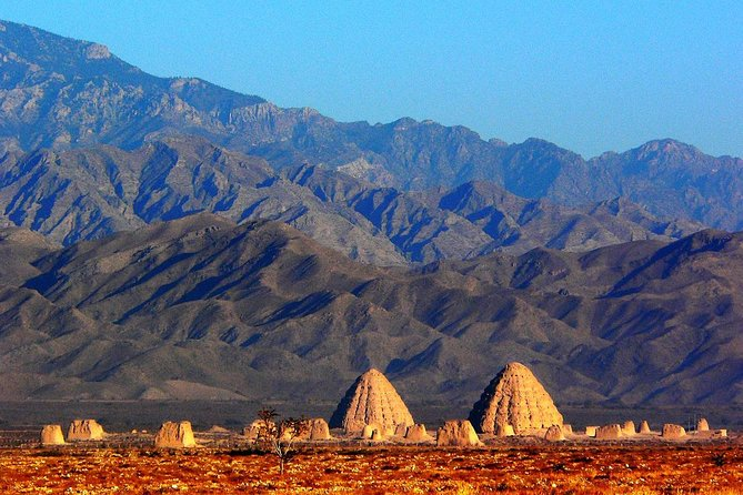 Yinchuan Private Day Tour to Western Xia Tombs and Rock Paintings of Helanshan