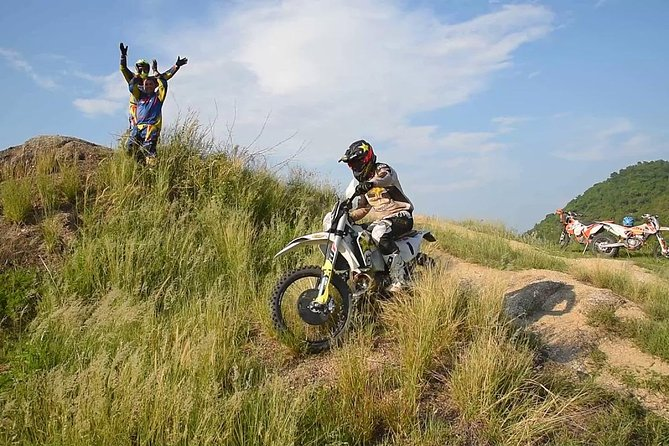 Pattaya Half Day Enduro Tour (6+ Riders)