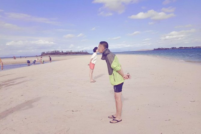 Lombok Tour Pink Beach