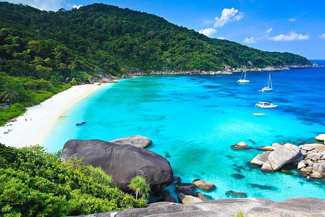 Phuket Surin Island One Day Trip