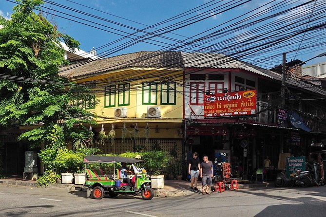 Talad Noi,a Bangkok historic neighbourhood photo 13