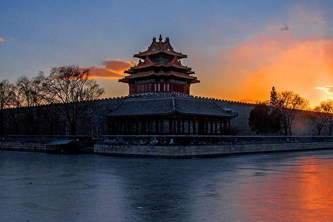 Beijing Mutianyu Great Wall Tiananmen Forbidden City All-Inclusive Private Tour Day Tour with Lunch