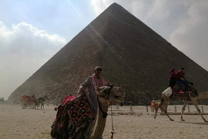 2 Persons VIP Cairo private transport and Private guided tour.