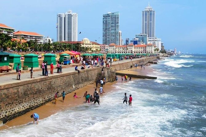 Private Half Day City Tour Colombo by Car