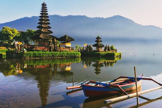 Bali World Heritage Sites and Wanagiri Hidden Hill
