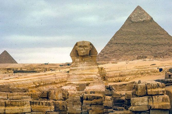 Two Days Tours from El Gouna to Cairo by Road