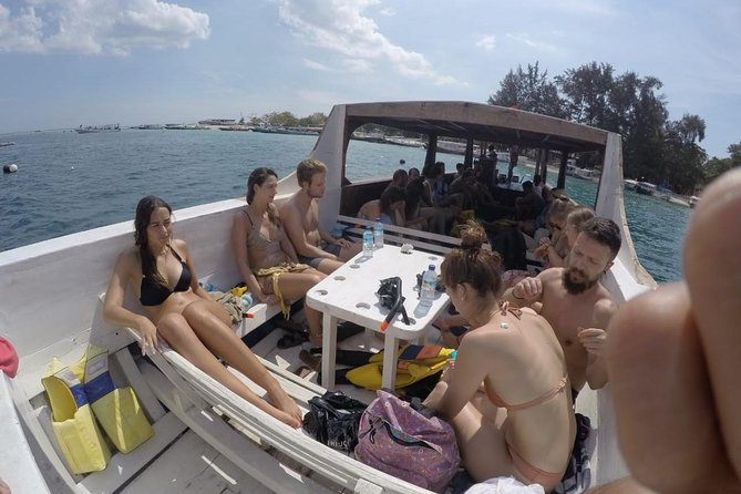 Gili Island Snorkeling Overnight Trip Departure From Bali Island