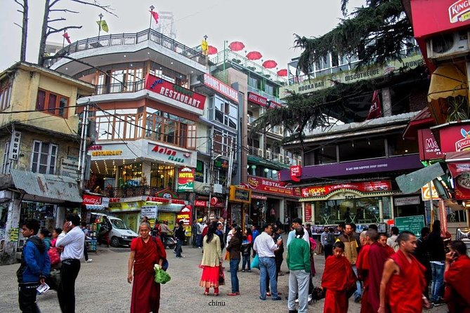 Dharamshala: Full Day Customizable City Sightseeing Tour