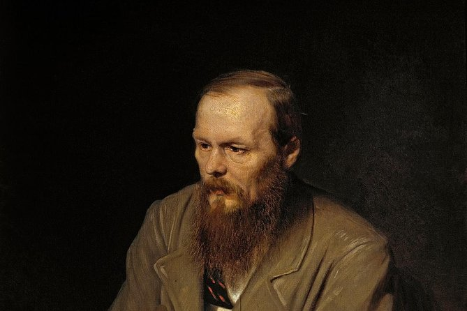 Dostoevsky tour in Saint Petersburg