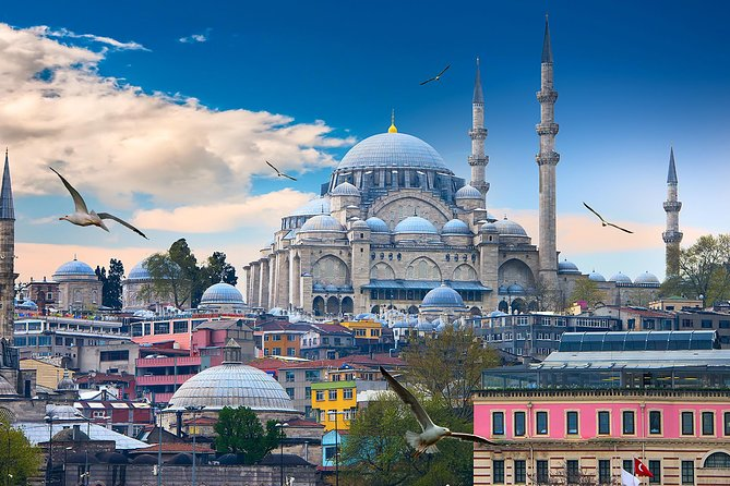 Istanbul old City Tour - Full Day