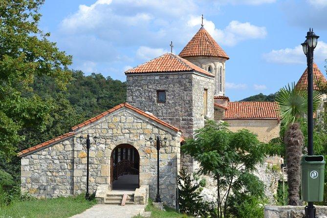Kutaisi monasteries: Gelati, Motsameta, Bagrati. 3 hour tour