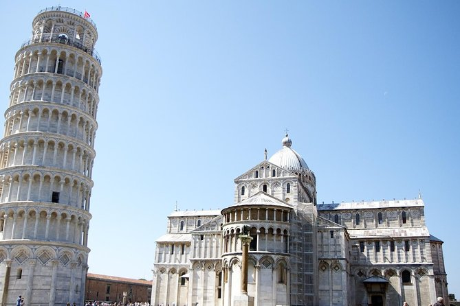 Pisa and Florence by minivan with tour leader from La Spezia