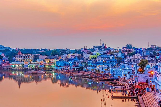 From Jaipur to Pushkar - A Guided Tour on Motorbike